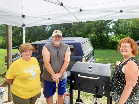 Failed fundraiser brings tiny Stone County village together