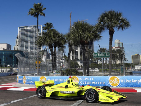IndyCar to open in Texas, close in St. Petersburg