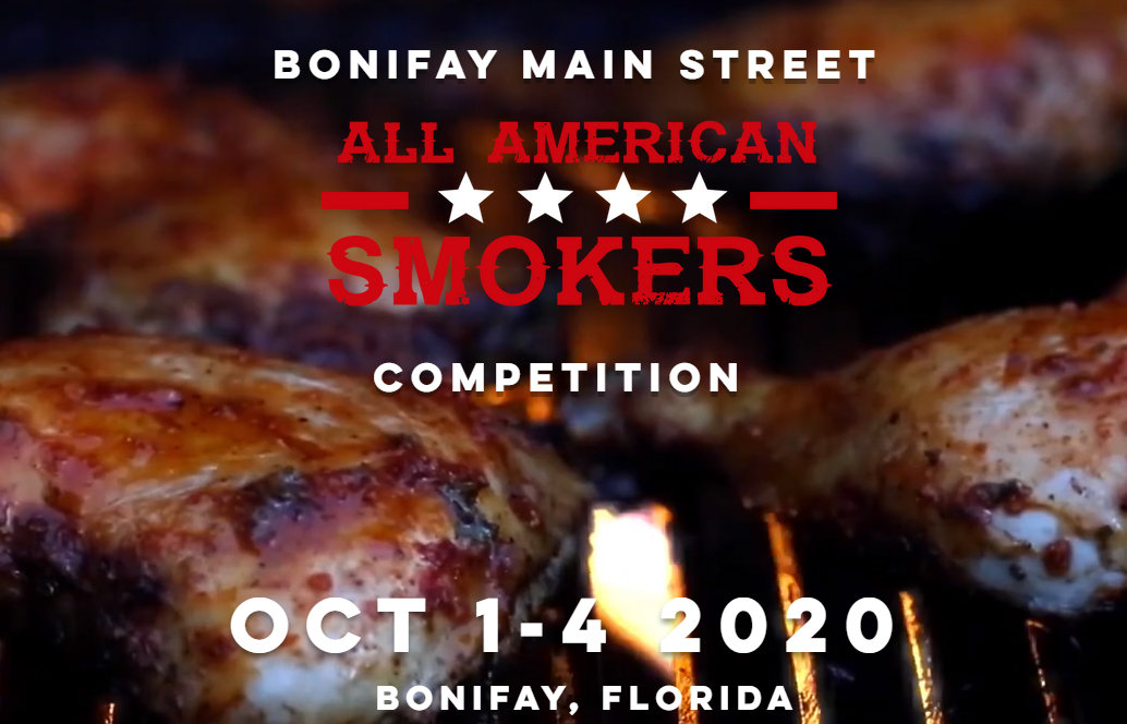 KCBS BBQ Masters - Sept 30-Oct 2