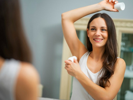 The Truth About Deodorant Safety