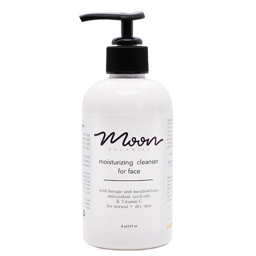 Moisturizing Facial Cleanser