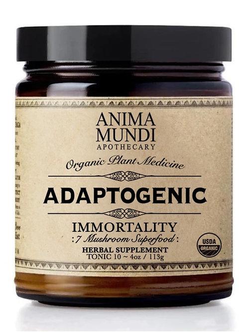 Adaptogenic Imortality