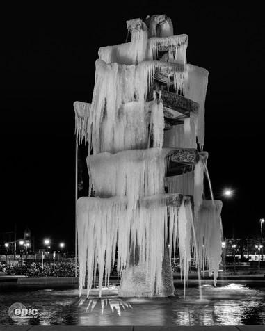 Frosty Fountain Venlo