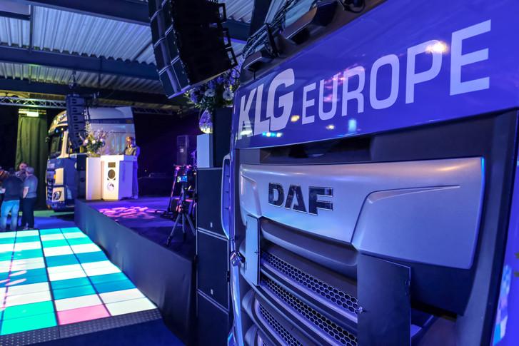 KLG Europe 100 Years