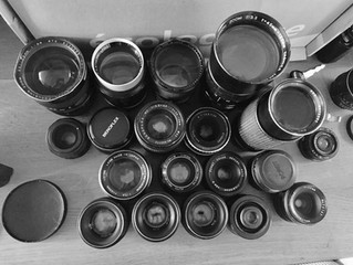 I just tested A LOT of lenses..