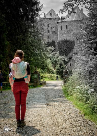 Reinhardstein: Enter the Middle Ages