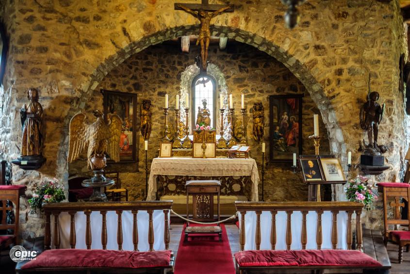 Reinhardstein: Chapel