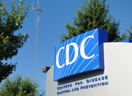 CDC ADVISES JUST PRETENDING IT'S OVER