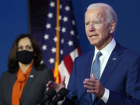 Biden Inspires Millions To Lower Their Expectations