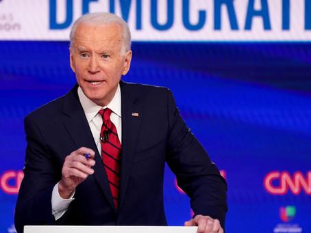 President Biden seeks approval for his package