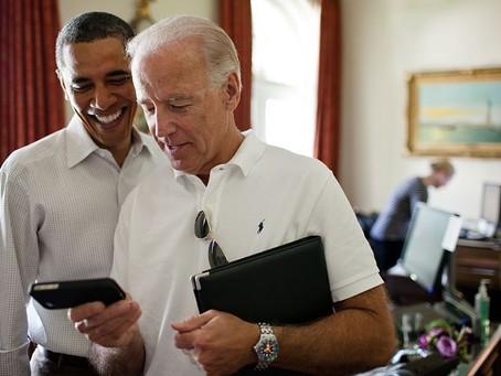 Joe Biden's New Year's Resolutions