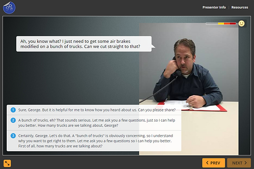 Answering the Phone - eLearning Course & Live Training