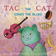Tac the Cat Sings the Blues