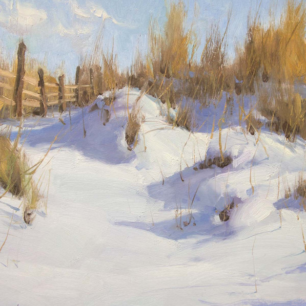 """""""Winter Grass"""""""