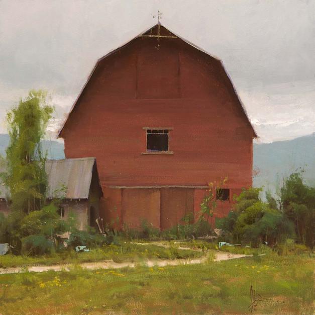 """""""Rain on the Farm"""""""