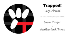 Download our TRAPPED quilt label here