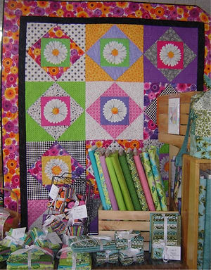 Original Quilt Kits by Quiltin' Tia Quiltworks