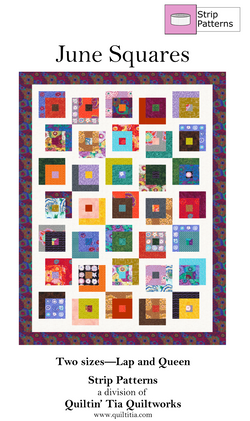 New Pattern - June Squares