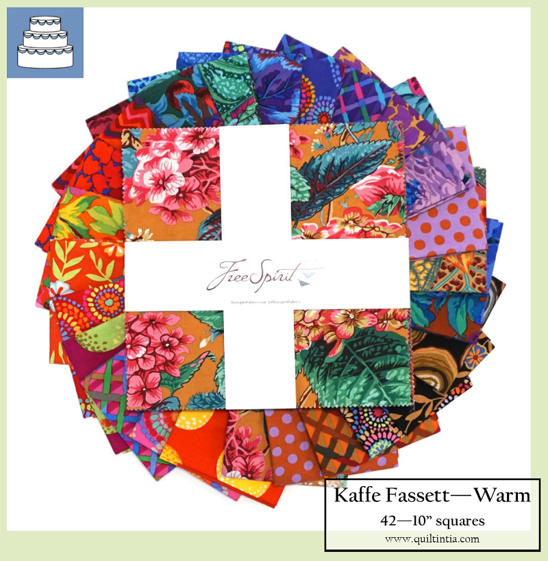 New Kaffe Squares and Strips