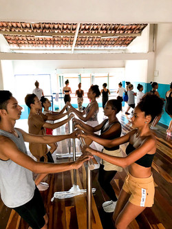 Aula de dança (balé)