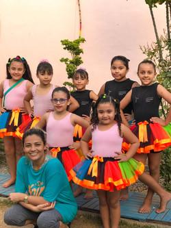Nossa dança, a arte da mudança!