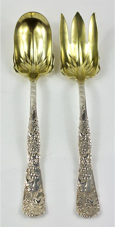Tiffany & Co Silver Serving Set