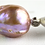 Thumbnail: Barque Pearls Opalescent in Colour With Spiral Spacers