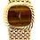 Thumbnail: Buechc Girod Tigers Eye 9ct Gold Lady's Bracelet Watch