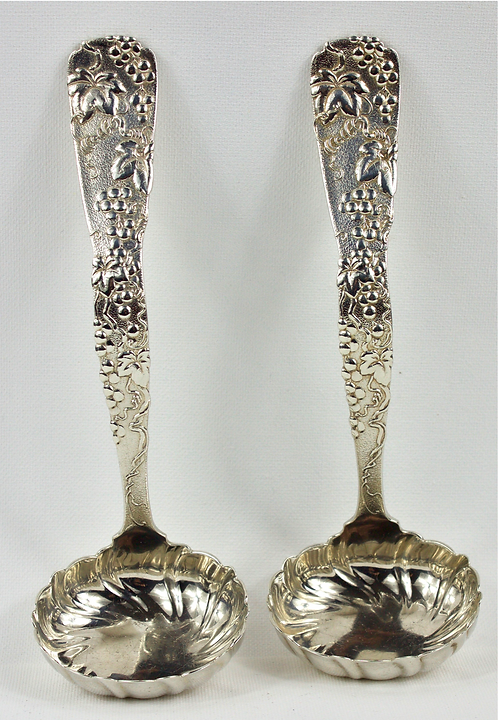 Tiffany & Co Silver Soup Ladles