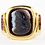 Thumbnail: Mans Helen of Troy 18ct Gold Ring