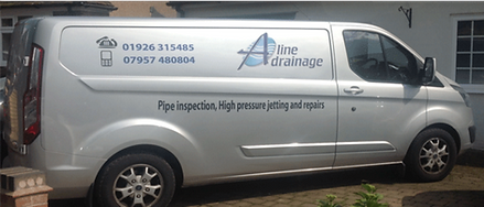 A-Line Drainage Van