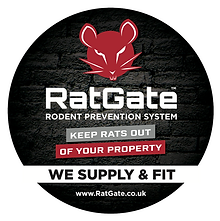 Rat Gate Supplier Logo