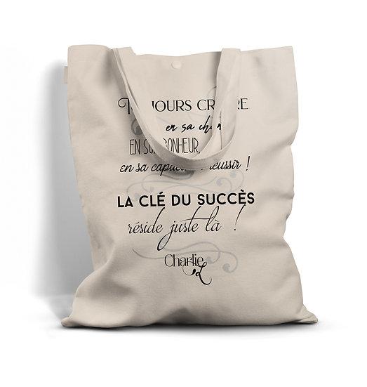 Tote Bag Charlie L