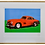 Thumbnail: Andy Warhol 1920-1987 Original Screen Print of Mercedes 300SL Gullwing