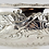 Thumbnail: Henry Holland Silver Bowl, Embossed With Exotic Birds and Masks