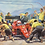 Thumbnail: Signed Mansell's Debut Victory for Ferrari by Alan Fearnley.