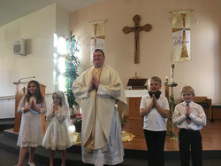 First Communion May 2021