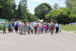 Corpus Christi Procession June 6, 2021