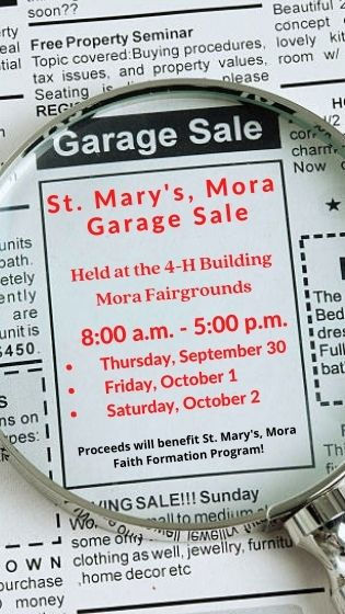 Mora St. Mary's Fall Garage Sale 2021.jpg