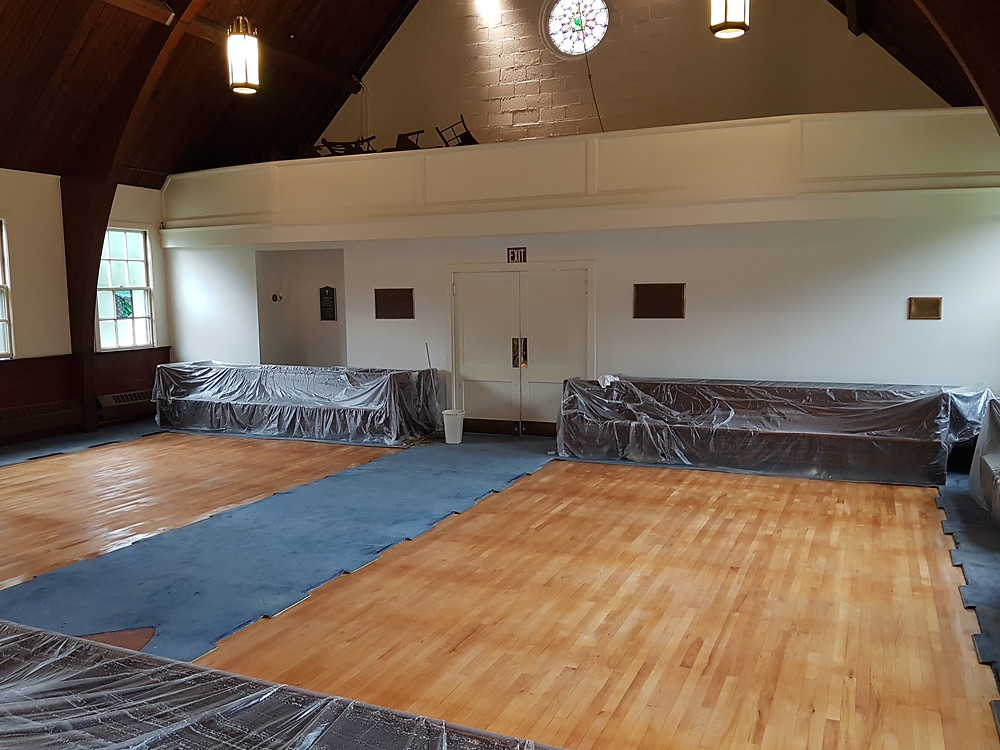Refurbishing the sanctuary