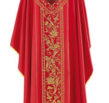 About Pentecost:  Pick Out Something Red