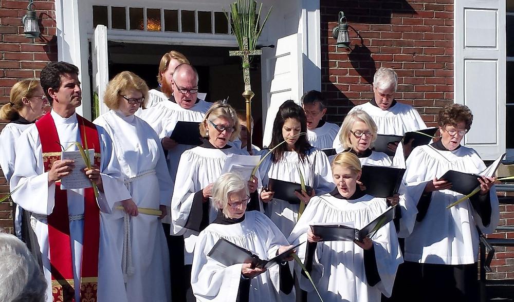 The Choir of St. Paul's Episcopal Church