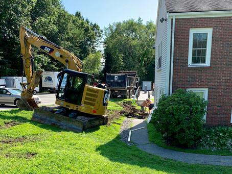 Building Construction Update