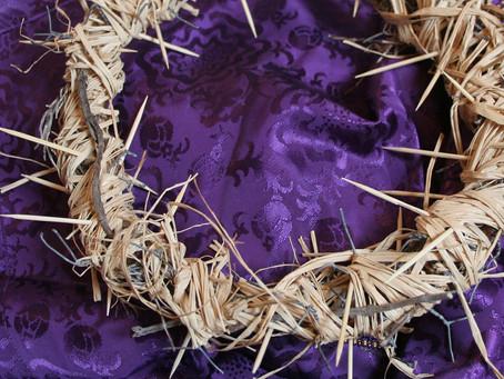 Holy Week 2020 Virtual Worship Schedule