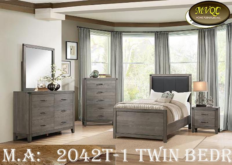 2042T-1 twin bedroom