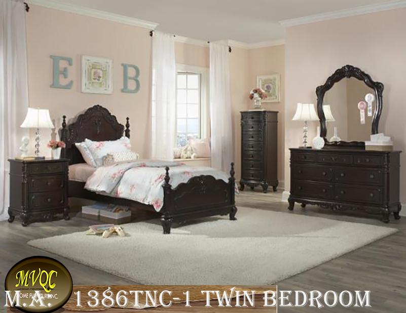 1386TNC-1 Twin Bedroom