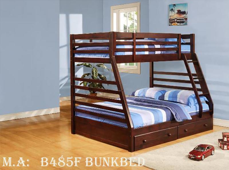B485F bunkbed
