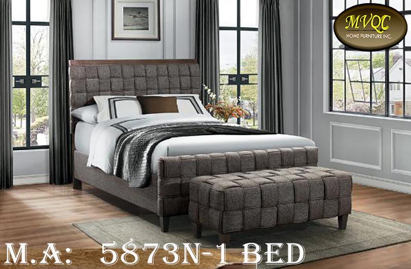 5873N-1 bed