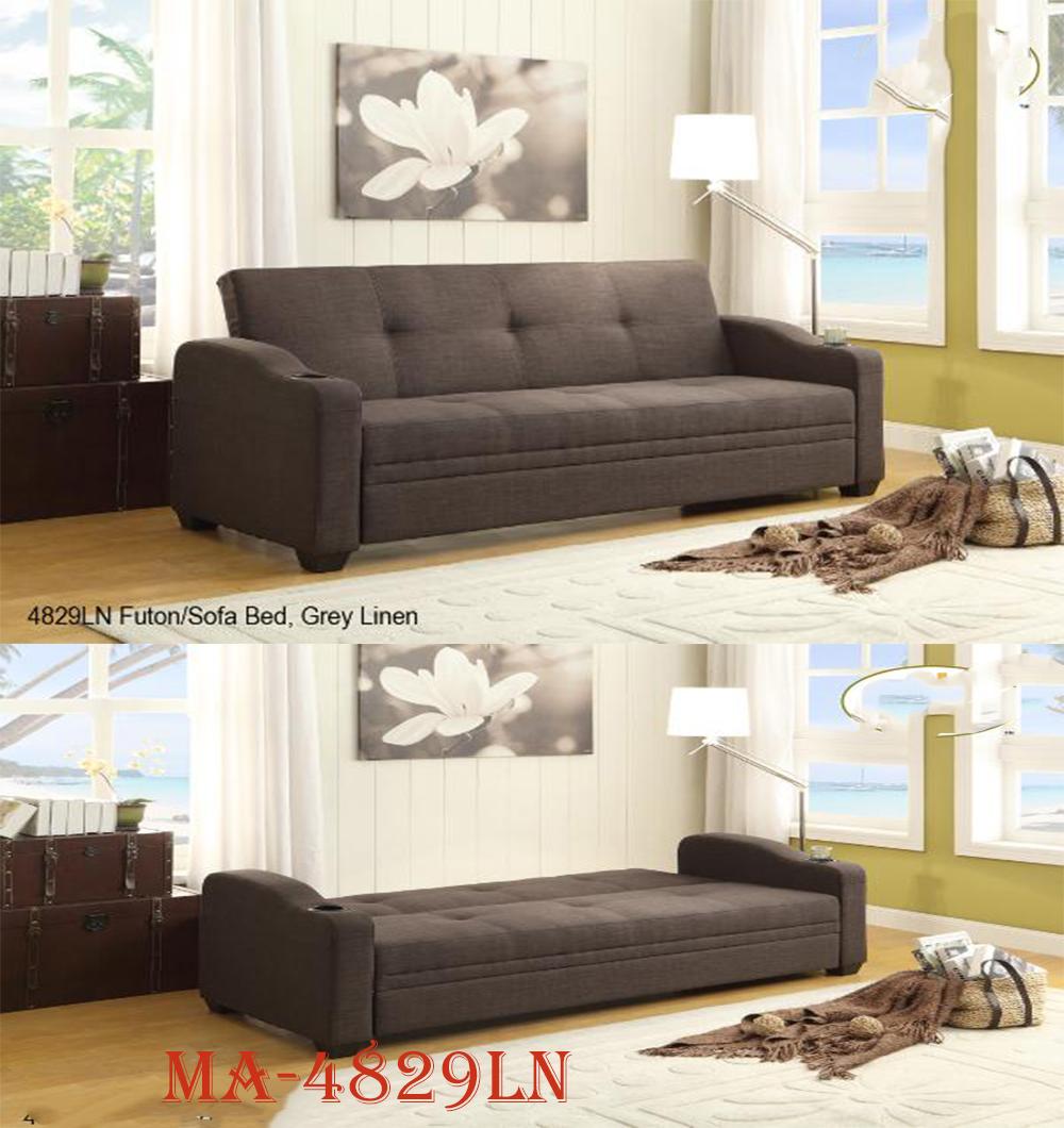 4829LN futon-sofa bed a