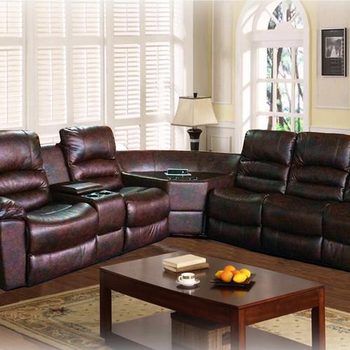 Montreal Furniture Liquidation Living Room Sectional Sofa Regina